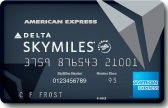 Amex Delta Reserve Card signup bonus has been increased
